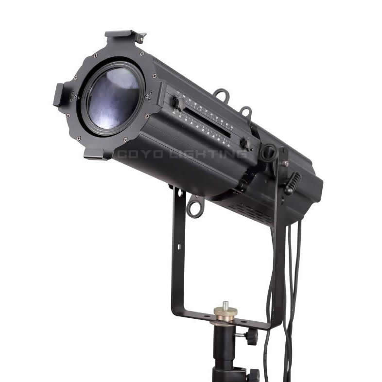 200W Zoom LED Ellipsoidal Profile Spot Light