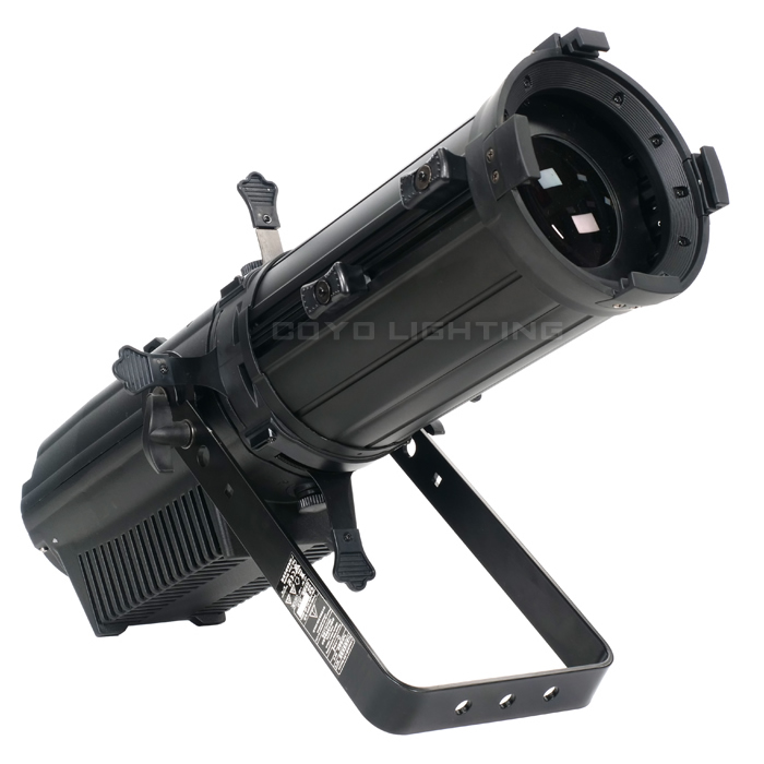 200W Zoom RGBW LED Profile Spotlight
