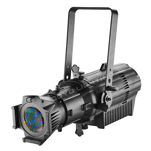 300W Aluminum LED Ellipsoidal Profile Spot CSL-P300RGBAL
