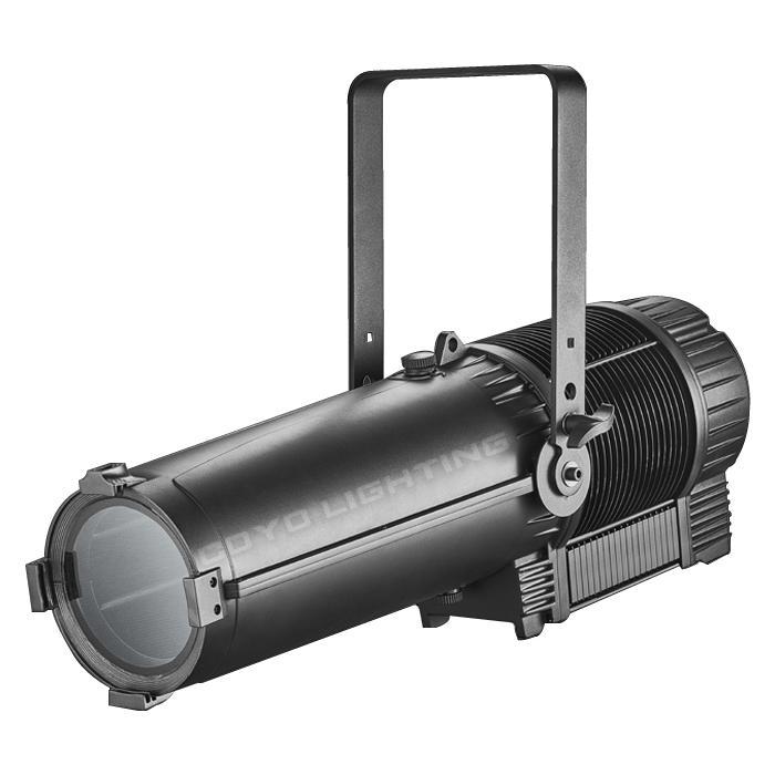 LED Ellipsoidal IP65 300W-RGBAL with auto zoom cutting
