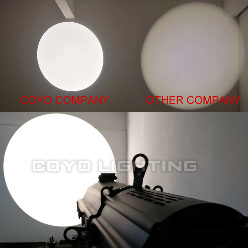 LED Zoom Profile Spotlight