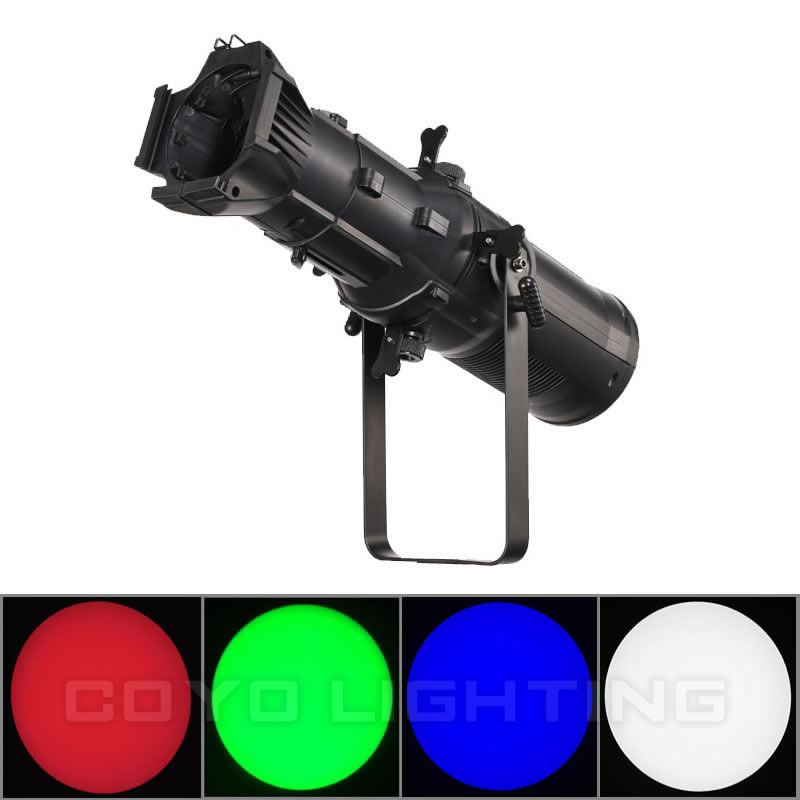 200 Watt LED Ellipsoidal RGBW CSL-P200HD