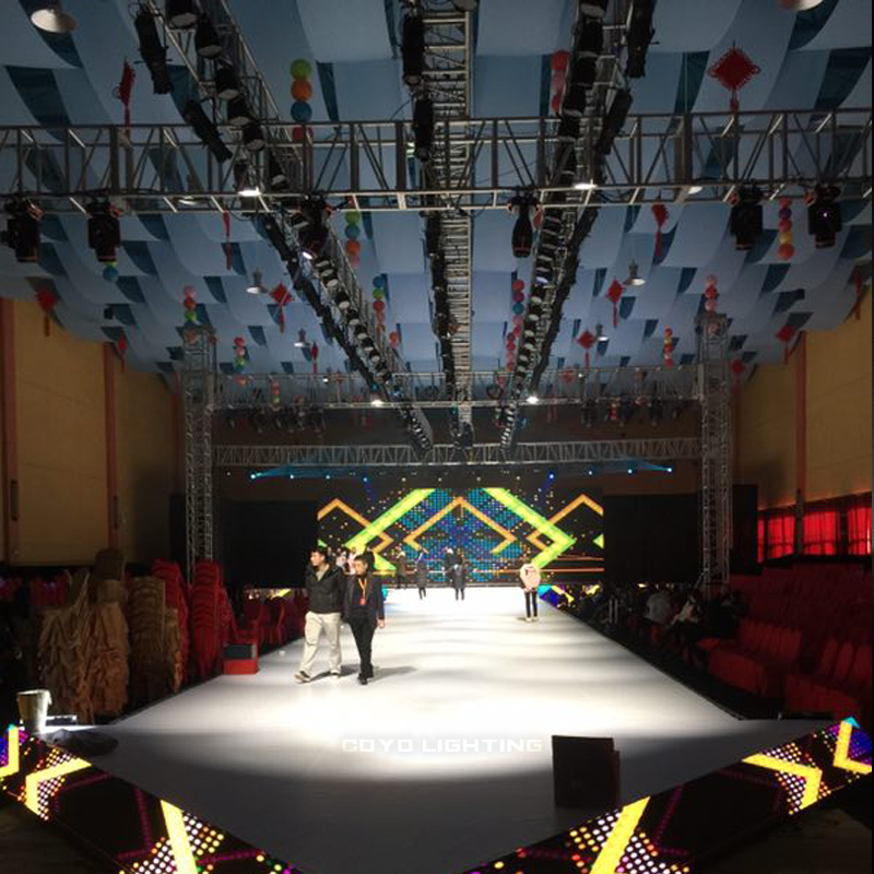 Fashion Show LED Ellipsoidal Studio Lighting