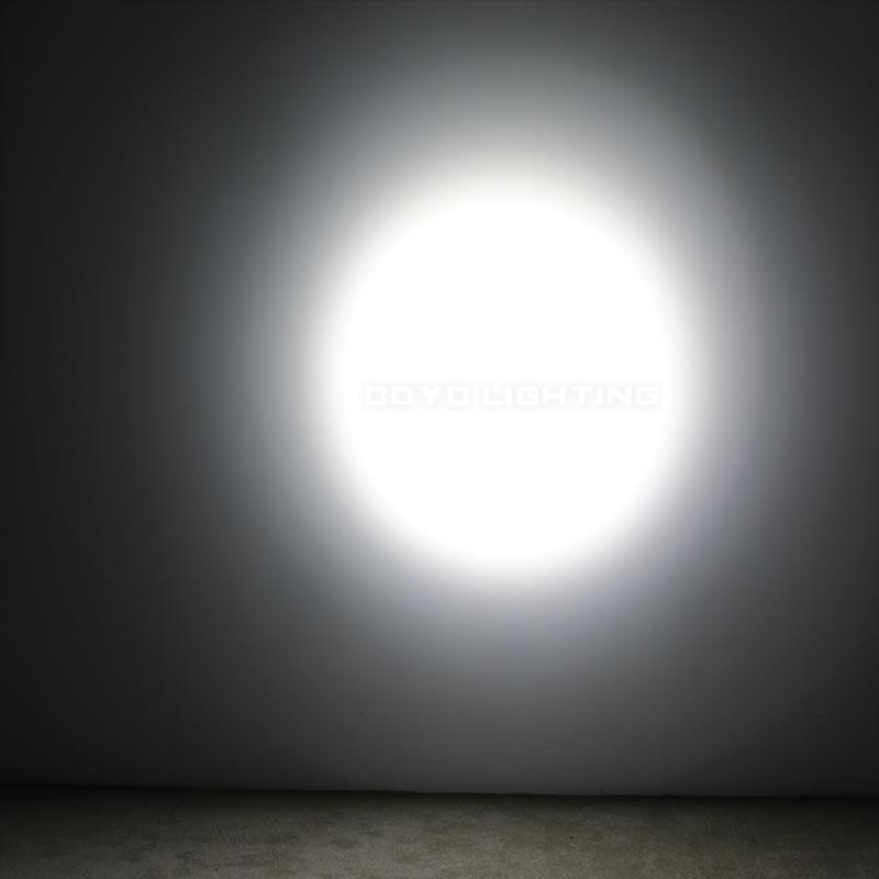 Fresnel Light Daylight 5600K LED 200W
