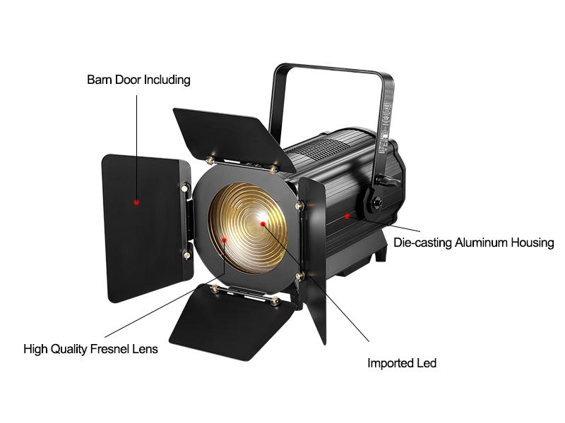 Fresnel Light LED CSL-F1523