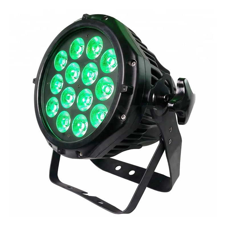 14x18W Outdoor LED PAR RGBWAUV 6in1
