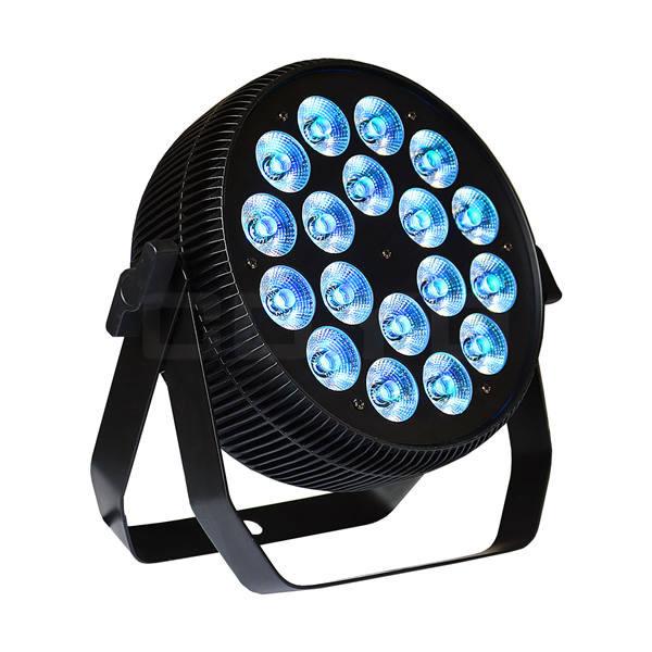 18x10W RGBW LED PAR IPAR18B