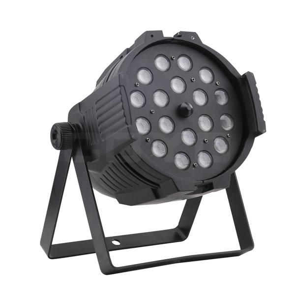 18x18W LED PAR Zoom RGBWAUV IPAR18Z