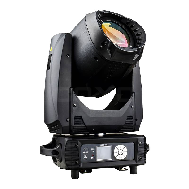 200W CMY Moving Head LED-Wash Zoom MHW200CMY