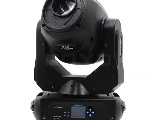 MHBSW230 230W Beam Spot Wash LED Moving Head