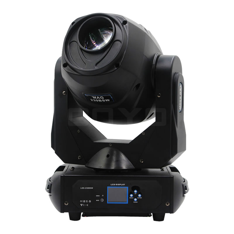 230W BSW LED Moving Head Light Beam Spot Wash 3in1 MHBSW230