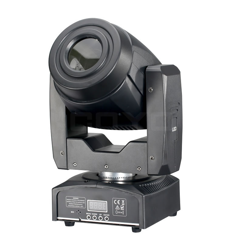60W Mini LED Spot Moving Head Light MHS60