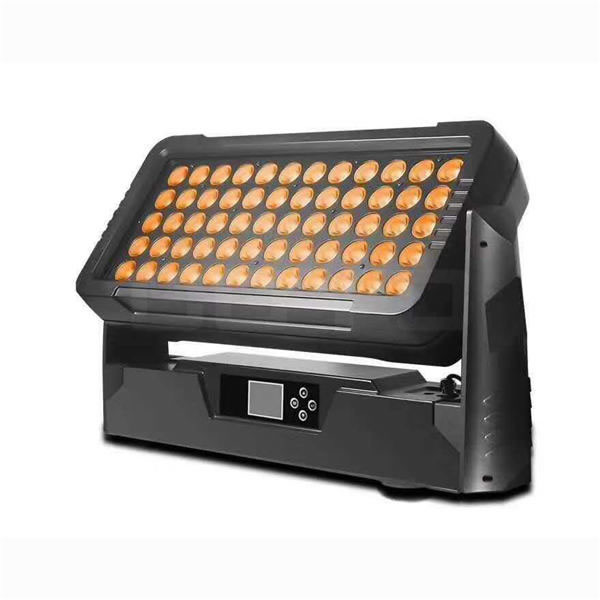 60x10W LED City Color Wall Washer Outdoor Waterproof