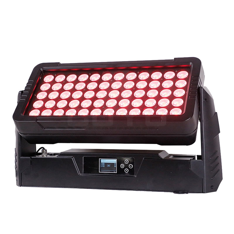 60x10W LED City Color Wash Light RGBW CC6010