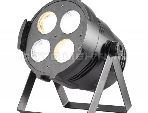 IPAR450S 4x50W COB LED PAR Bi-Color for Theater
