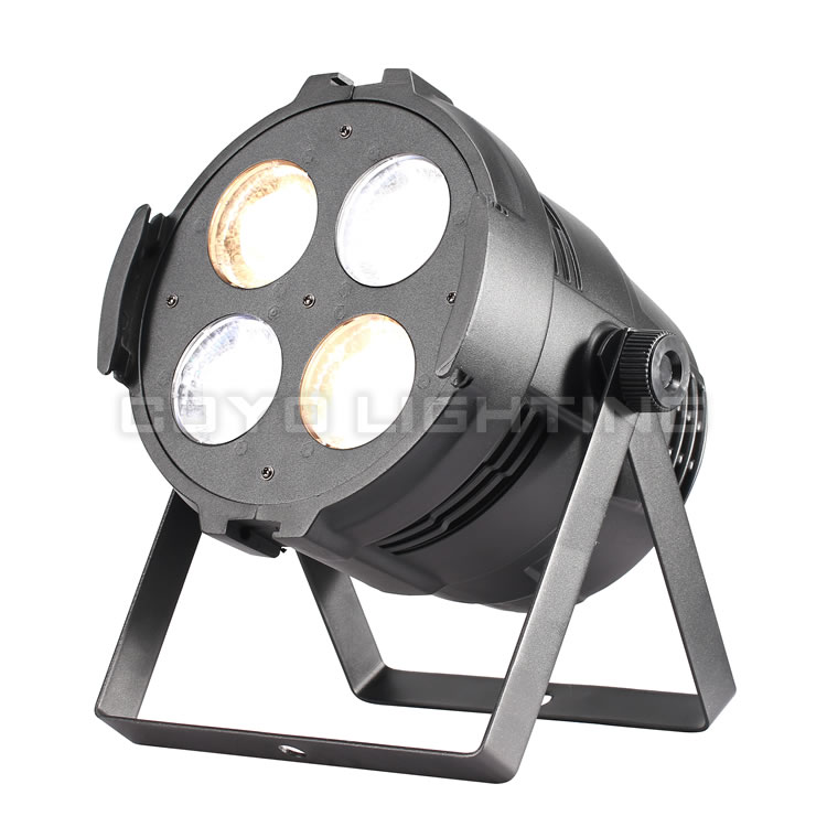 4x50W COB LED PAR Bi-Color