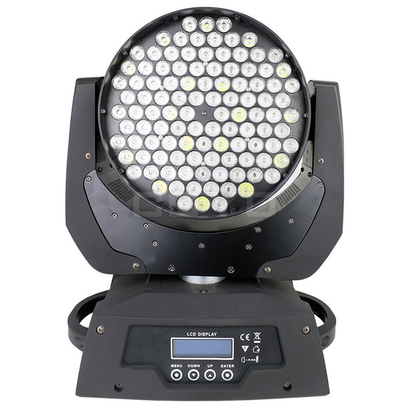 108x3W LED Moving Head Zoom RGBW